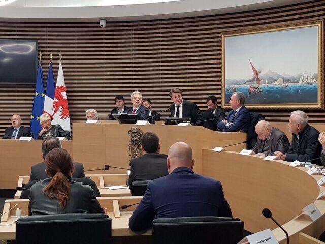 1er Comité Directeur de l'Office de Tourisme Métropolitain