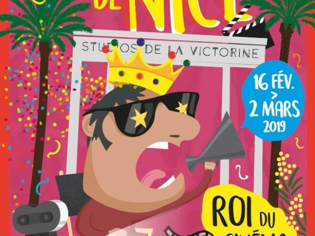 Carnaval roi du cinéma