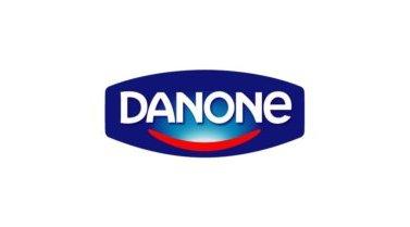 DANONE EAUX DE FRANCE logo