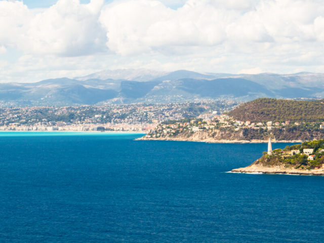 Le territoire de Métropole Nice Côte d'Azur en progression constante