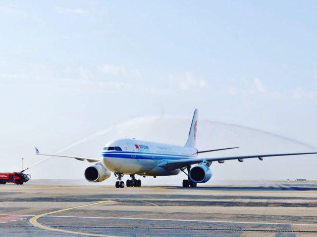 La Chine à portée de Vol