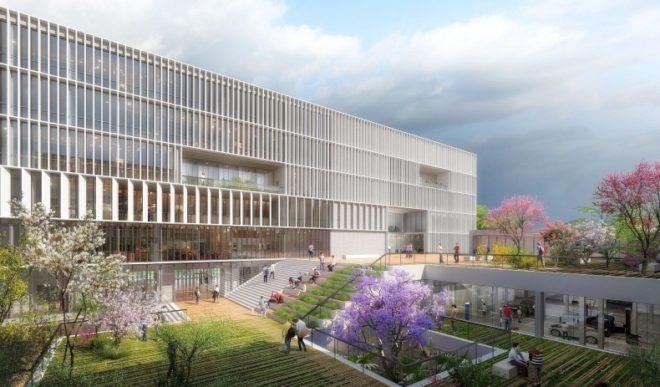 Campus Sud des Métiers de Nice, rendez-vous en 2021