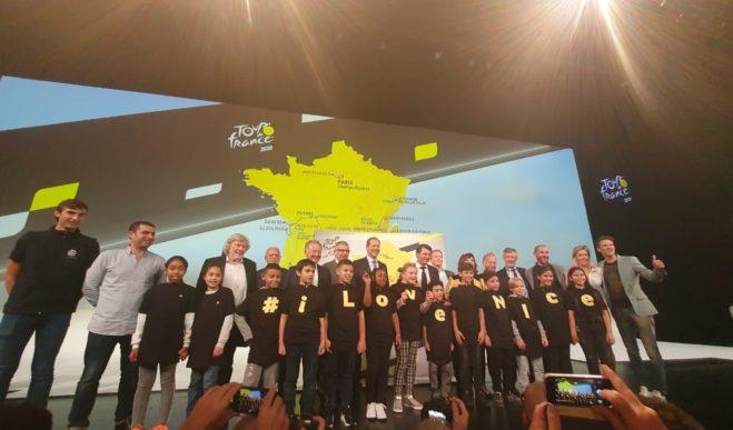 Tour de France 2020                   3 étapes azuréennes et de belles retombées en perspectives