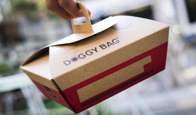 LE DOGGY BAG OBLIGATOIRE DEPUIS LE 1ER JUILLET 2021