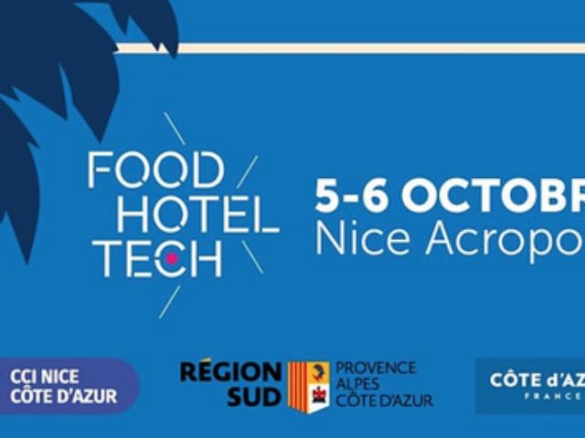FOOD HOTEL TECH 5-6 OCTOBRE 2021
